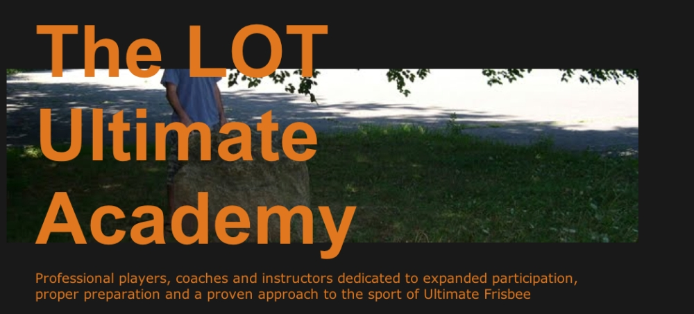 About The Lot Ultimate Academy